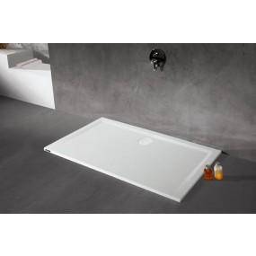 Sanplast Brodzik B-M/SPACE 75x90x1,5 biały - 632530_O1