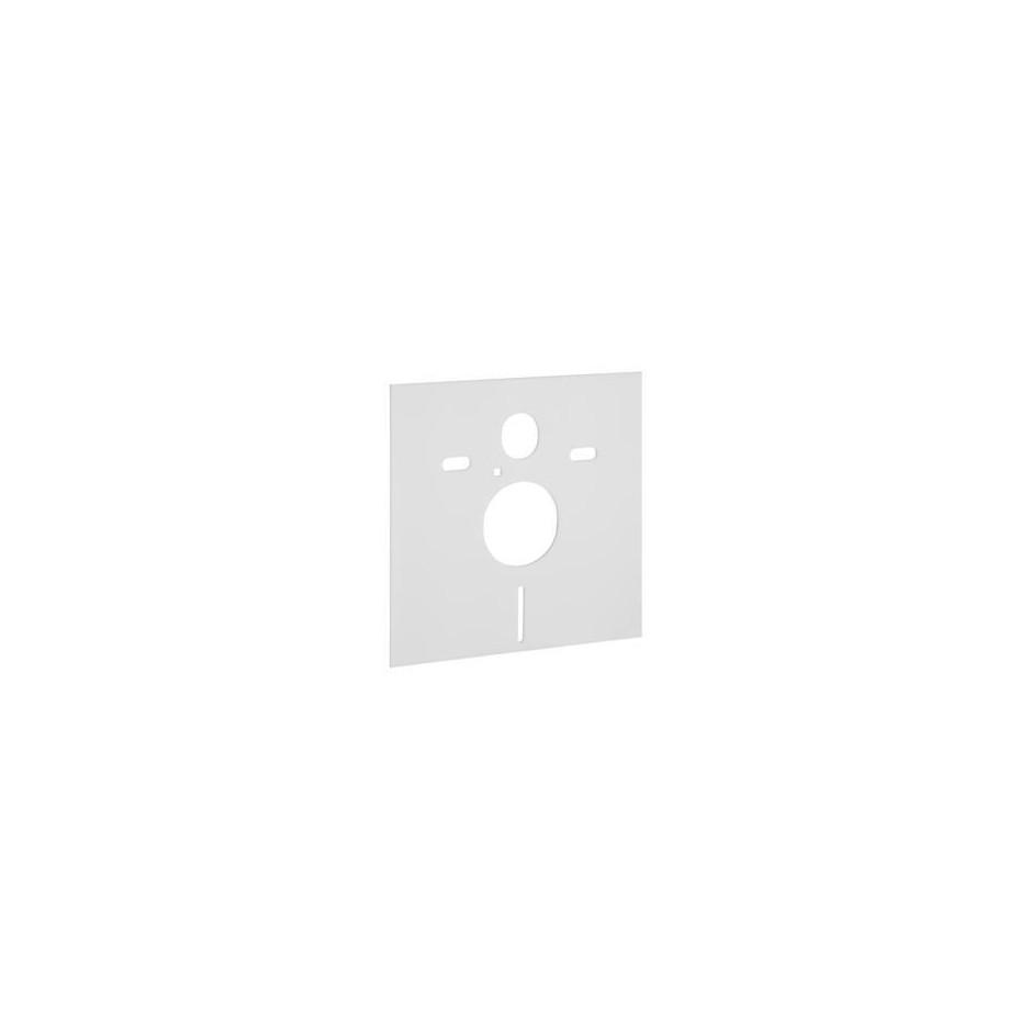 Geberit Zestaw do izolacji akustycznej muszli wiszącej i bidetu, biały - 27072_O1