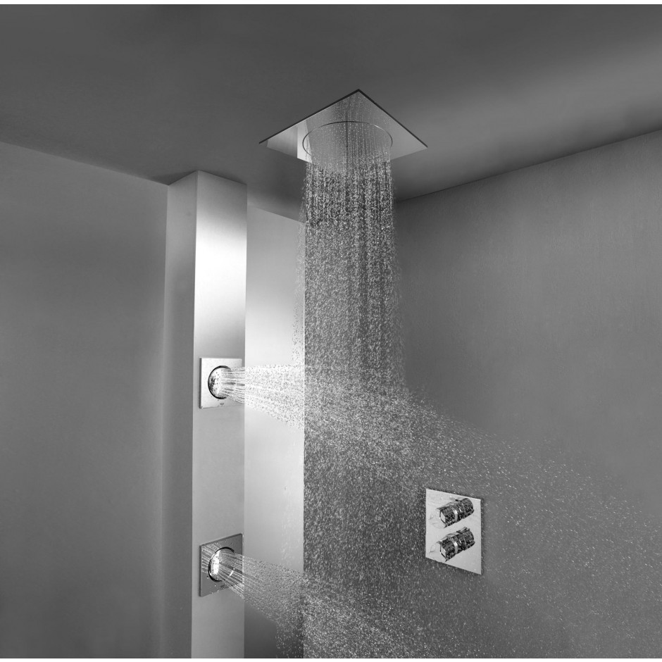 Grohe 19380000 Allure Bateria Prysznicowa Podtynkowa Termostat Chrom