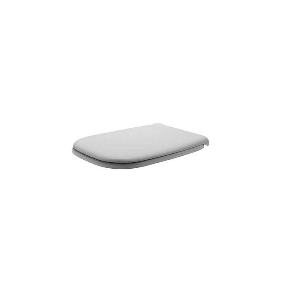 Duravit D-Code Zestaw miska WC wisząca 48x35 z deską zwykłą (22110900002+0067310000) - 392197_O1