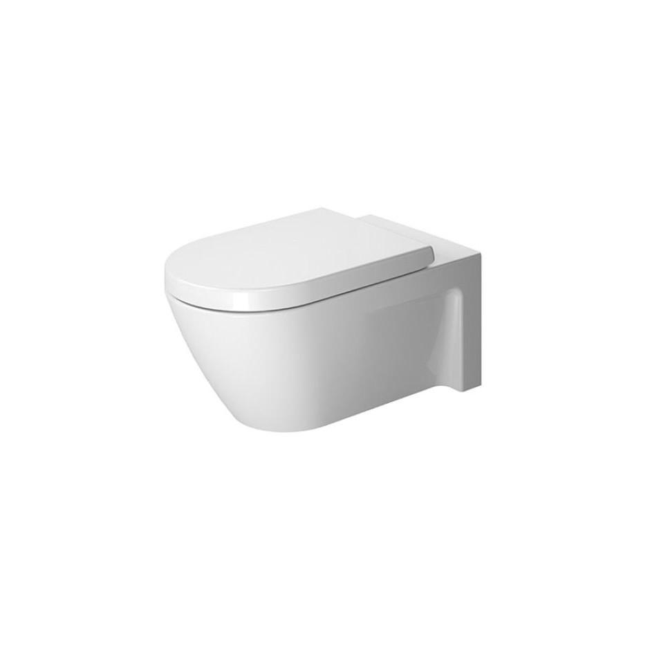 duravit 2533090000 starck 2 miska lejowa wc wisz ca 62x37 5 bia a. Black Bedroom Furniture Sets. Home Design Ideas