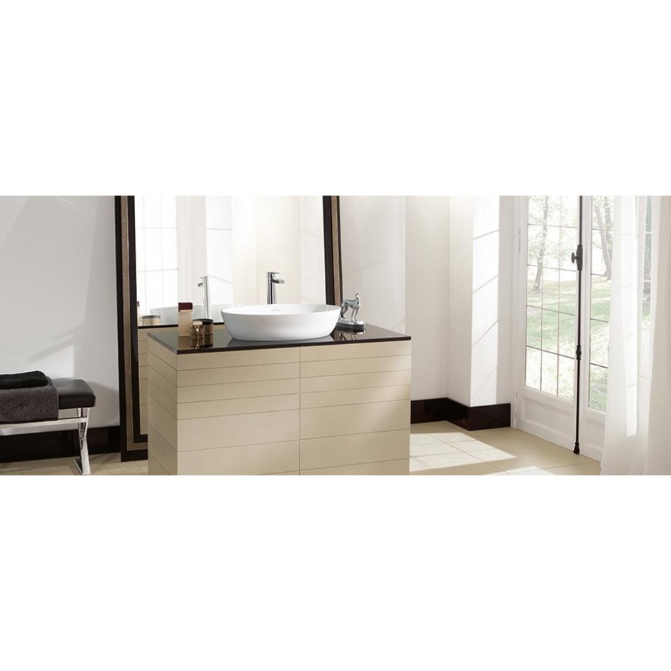 villeroy boch artis umywalka nablatowa 61x41 bia a 41986101. Black Bedroom Furniture Sets. Home Design Ideas