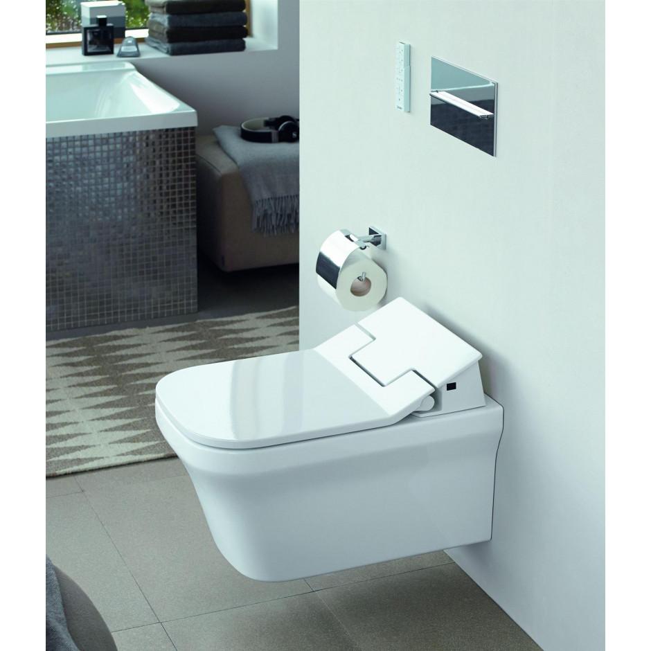 duravit 611200002004300 sensowash slim deska wc z funkcj. Black Bedroom Furniture Sets. Home Design Ideas