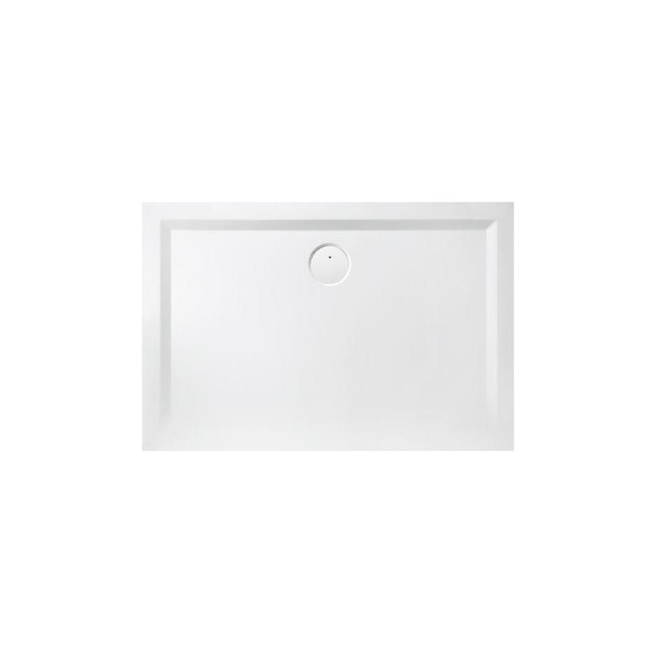 Sanplast Brodzik B-M/SPACE 70x80x1,5 biały - 632971_O1