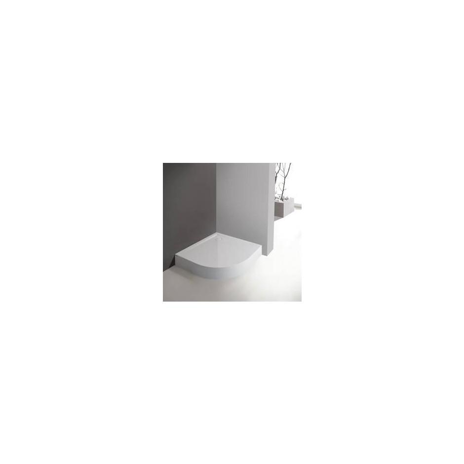 Sanplast Brodzik BP-M/SPACE 90x90x1,5 biały - 632688_O1