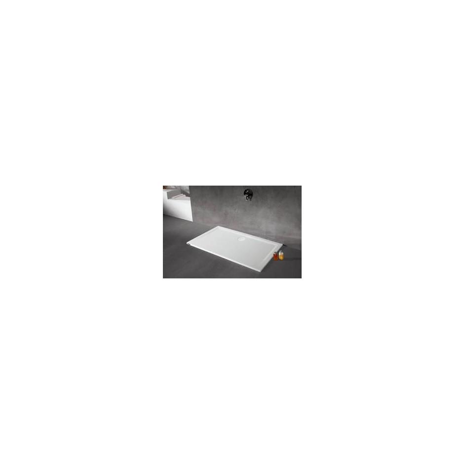 Sanplast Brodzik B-M/SPACE 90x130x1,5 biały - 456152_O1