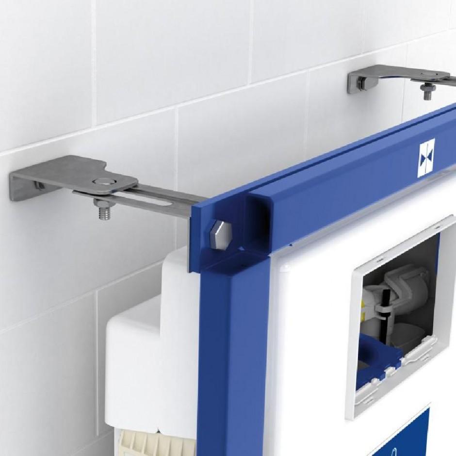 Villeroy & Boch ViConnect Stelaż podtynkowy do miski WC wiszącej - 540007_O3
