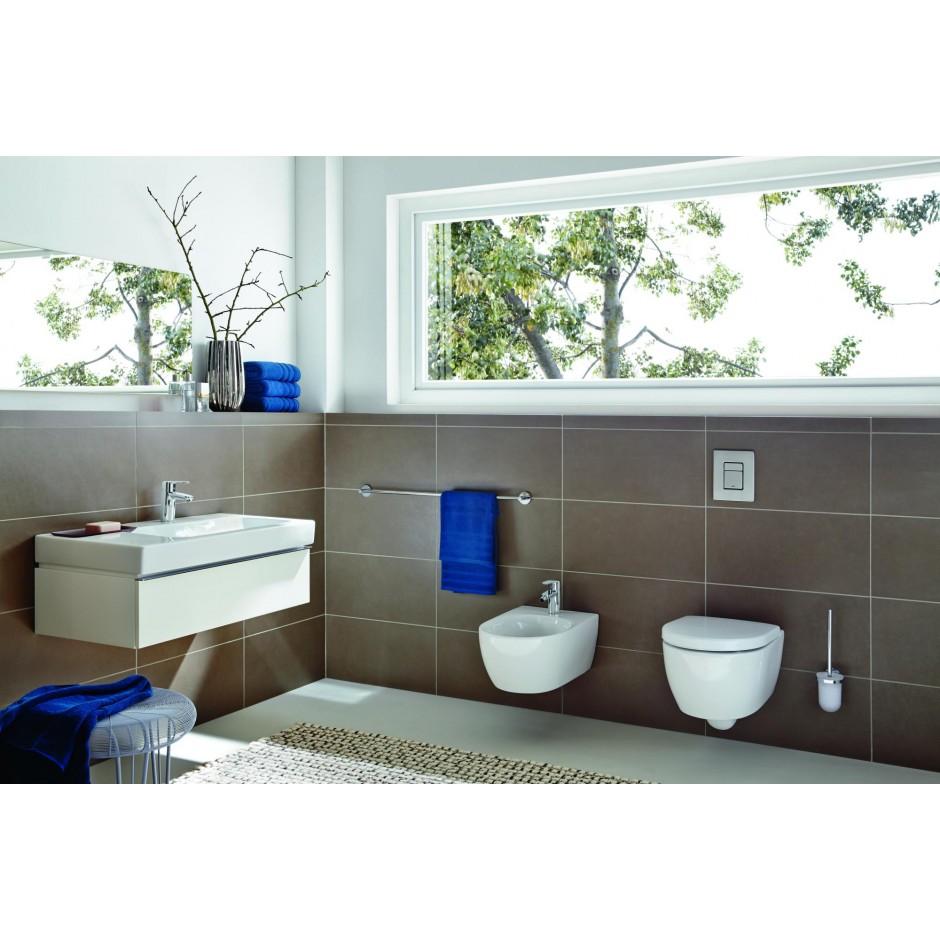 Grohe Rapid SL 4w1: Stelaż podtynkowy WC, 1,13 m + Przycisk Grohe Skate Cosmopolitan + wsporniki + mata (38840000+38732000+3855800M+12345678) chrom - 19005_O5