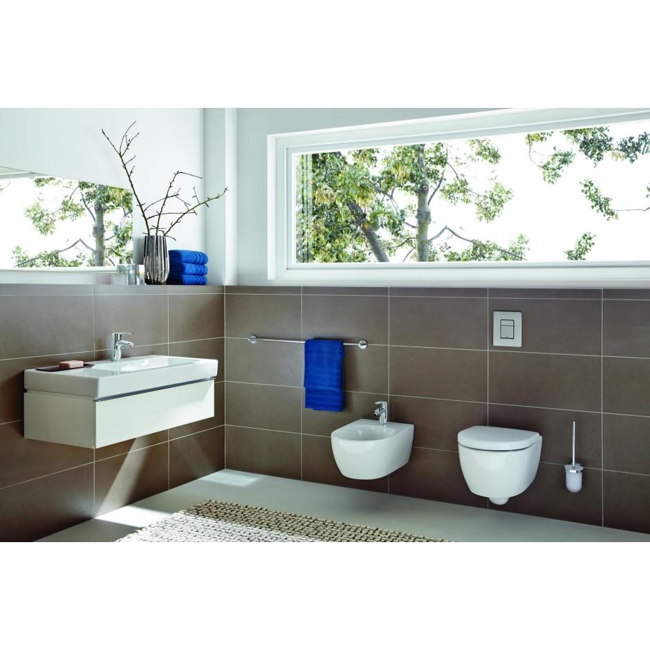 Grohe Rapid SL 4w1: Stelaż podtynkowy WC, 1,13 m + Przycisk Grohe Skate Cosmopolitan + wsporniki + mata (38840000+38732000+3855800M+12345678) chrom - 19005_O6