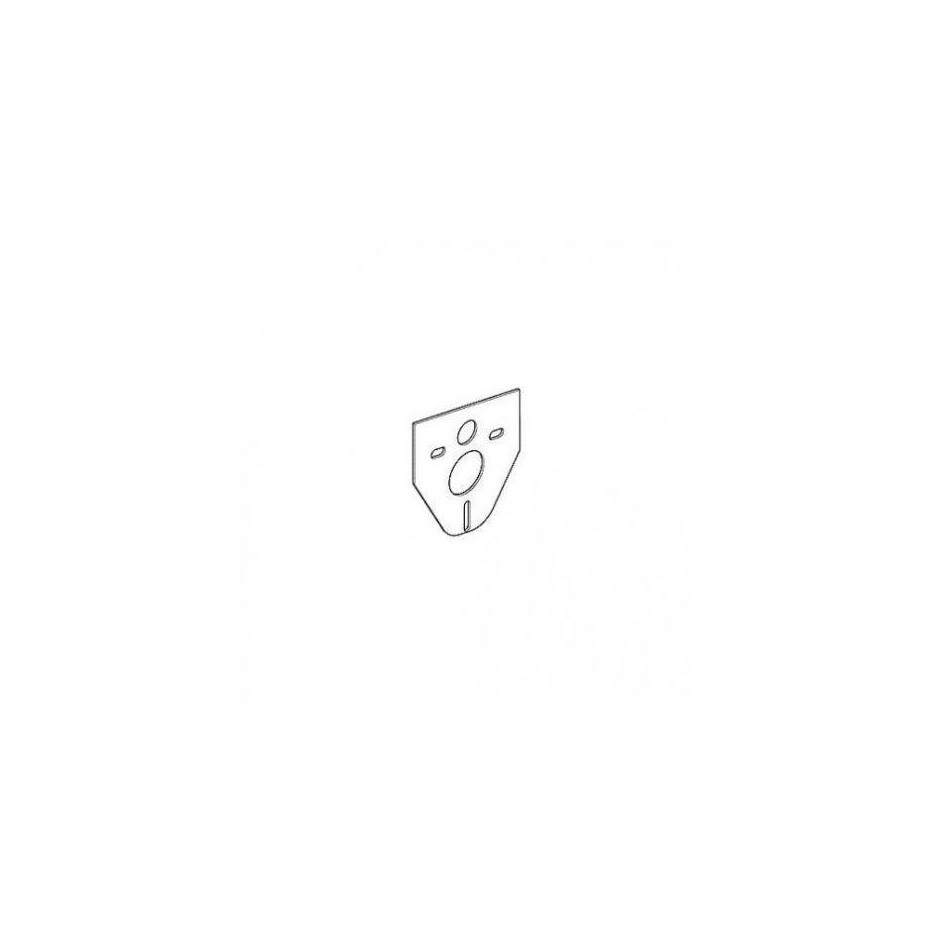 Grohe Rapid SL 4w1: Stelaż podtynkowy WC, 1,13 m + Przycisk Grohe Skate Cosmopolitan + wsporniki + mata (38840000+38732000+3855800M+12345678) chrom - 465257_O2