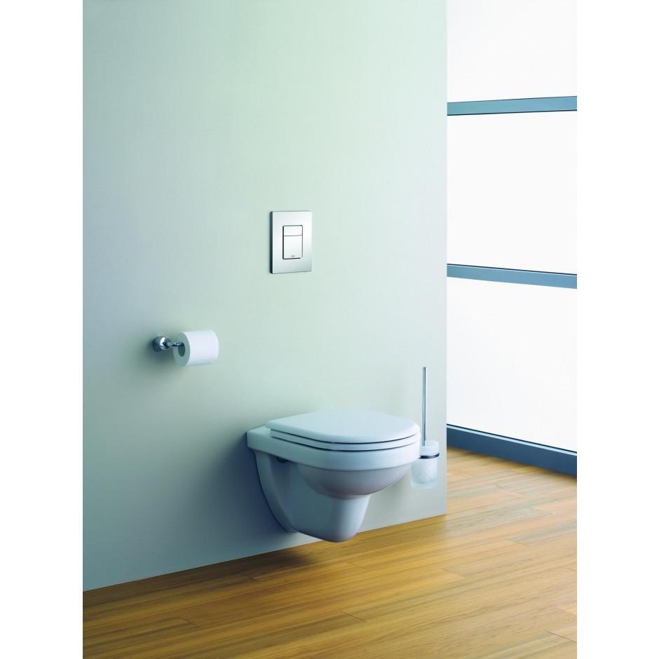 Grohe Rapid SL 4w1: Stelaż podtynkowy WC, 1,13 m + Przycisk Grohe Skate Cosmopolitan + wsporniki + mata (38840000+38732000+3855800M+12345678) chrom - 767364_A3