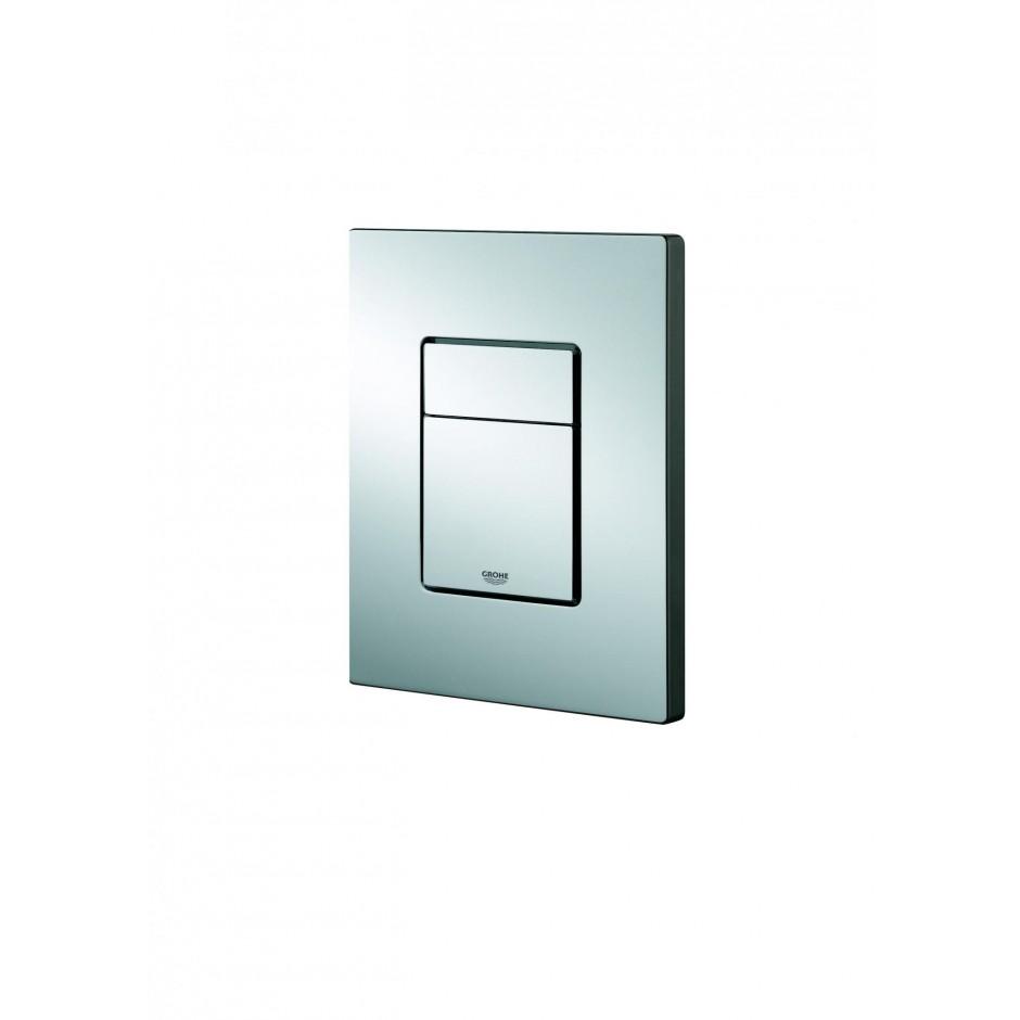 Grohe Koło Nova Pro Zestaw 6w1: Stelaż podtynkowy z miską WC wiszącą bezrantową/Rimfree, deską wolnoopadającą i przyciskiem (3884+M3312+M30112+38732) - 19005_O2