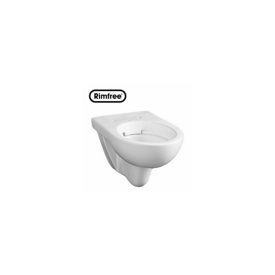 Grohe Koło Nova Pro Zestaw 6w1: Stelaż podtynkowy z miską WC wiszącą bezrantową/Rimfree, deską wolnoopadającą i przyciskiem (3884+M3312+M30112+38732) - 769550_A1