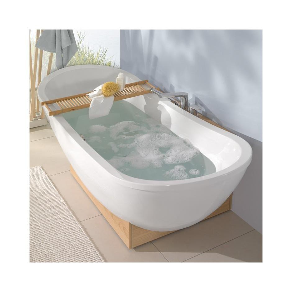 villeroy boch my nature wanna wolnostoj ca z systemem odp ywowym. Black Bedroom Furniture Sets. Home Design Ideas