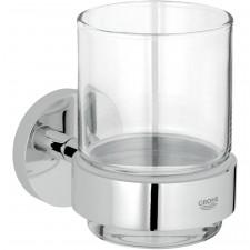 Grohe Essentials uchwyt szklanki chrom - O1