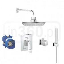 Grohe Eurocube Zestaw prysznicowy podtynkowy chrom - O1