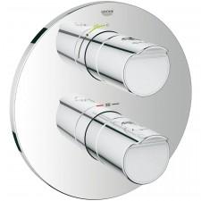 Grohe Grohtherm 2000 bateria prysznicowa podtynkowa termostat chrom - O1