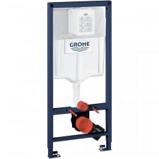 Grohe Rapid SL 4w1 Stelaż podtynkowy do WC z mocowaniem i - O1