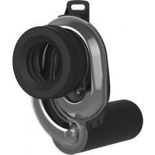 Duravit odpływ poziomy (osłonięty) 0,5 - 4 L, średnica 50mm - 599203_O1