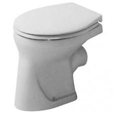 Duravit Duraplus Miska WC stojąca Bambi biała WonderGliss - 151554_O1