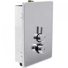 Tres Tempotres bateria natryskowa podtynkowa chrom - 524834_O1