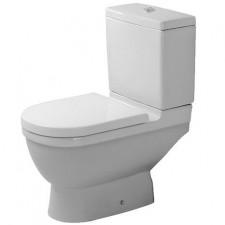 Duravit Starck 3 Miska lejowa WC stojąca biała - 151579_O1