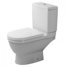 Duravit Starck 3 Miska lejowa WC stojąca biała - 151583_O1