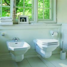 Duravit Seria 1930 Miska toaletowa wisząca lejowa 58x35,5 biała WonderGliss - 151679_O1