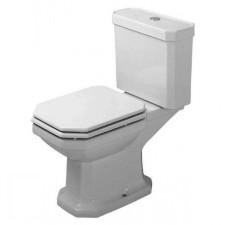 Duravit Seria 1930 Miska toaletowa stojąca lejowa 66,5x35,5 biała WonderGliss - 151793_O1