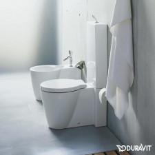Duravit Starck 1 Kompakt WC stojący biały - 433359_O1
