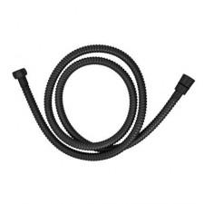 Omnires wąż prysznicowy czarny mat - 767710_O1