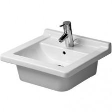 Duravit Starck 3 umywalka wisząca 48 biała - 151973_O1