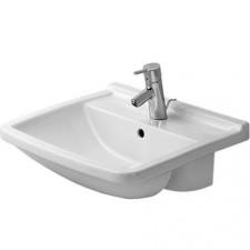 Duravit Starck 3 umywalka półblatowa 55 biała - 152045_O1