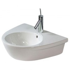 Duravit Starck 2 Umywalka stawiana 55x47 biała - EXPO - 450084_O1