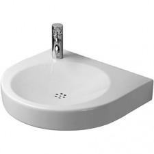 Duravit Architec umywalka wisząca58 biała WonderGliss - 152893_O1
