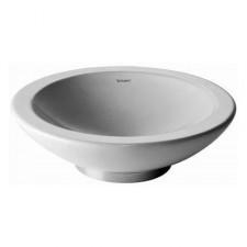 Duravit Bagnella umywalka stawiana 48 biała - 152909_O1