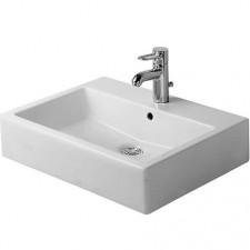 Duravit Vero Umywalka szlifowana stawiana biała 50x47 - 157630_O1