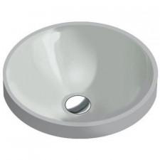 Duravit Architec umywalka podblatowa 40 biała WonderGliss - 153044_O1
