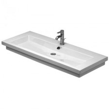 Duravit 2nd floor umywalka meblowa 120 biała - 153105_O1
