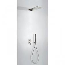 Tres Mono-Term kompletny zestaw prysznicowy podtynkowy deszczownica 160x550mm stalowy - 743313_O1