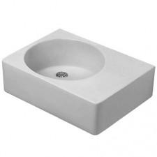 Duravit Scola umywalka wisząca 60 biała WonderGliss - 153180_O1