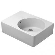 Duravit Scola umywalka wisząca 60 biała WonderGliss - 153182_O1