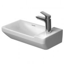 Duravit P3 Comforts Umywalka wisząca mała bez przelewu, 26x50, biała - 570373_O1