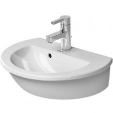 Duravit Darling New umywalka wisząca mała 47 biała - 450139_O1