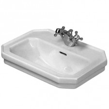 Duravit Seria 1930 umywalka mała 50 biała WonderGliss - 153262_O1
