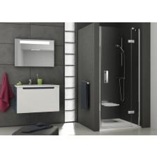 Ravak SmartLine drzwi prysznicowa SMSD2-110 B-L chrom transparent - 467163_O1