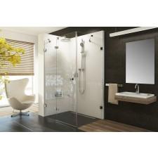 Ravak Brilliant kabina prysznicowa BSDPS-90/90 lewa chrom + transparent - 467177_O1