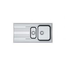 Franke Smart SRL 651 zlewozmywak stalowy wbudowywany Stal szlachetna len - 686234_O1