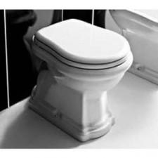 Kerasan Retro miska WC stojąca odpływ pionowy biała - 473061_O1