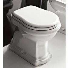 Kerasan Retro miska WC kompaktowa pionowa biały - 464047_O1